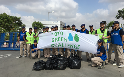 TOTO Green Challenge – 28th May 2016