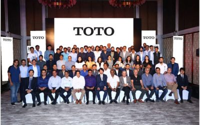 TOTO Authorised Channel Partner Meet 2018