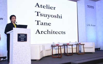 TOTO hosts India's 2nd edition of the TOTO Architect Talk