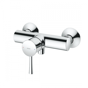 Exposed Single Lever Shower Mixer